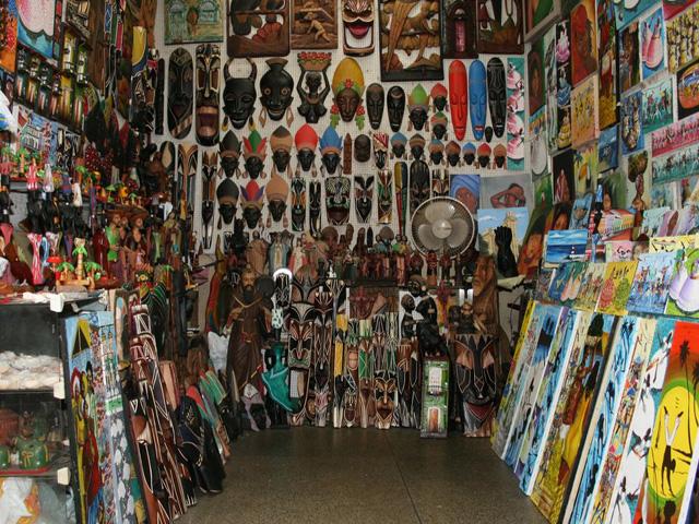 Galeria Ailton Bahia Mercado Modelo Salvador