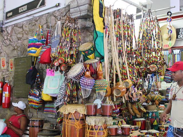 Instrumentos Musicais Mercado Modelo Salvador