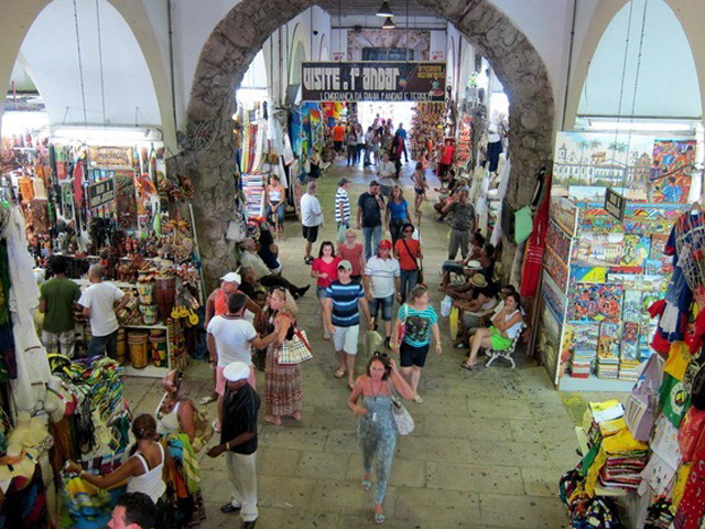 Lojas Mercado Modelo Salvador