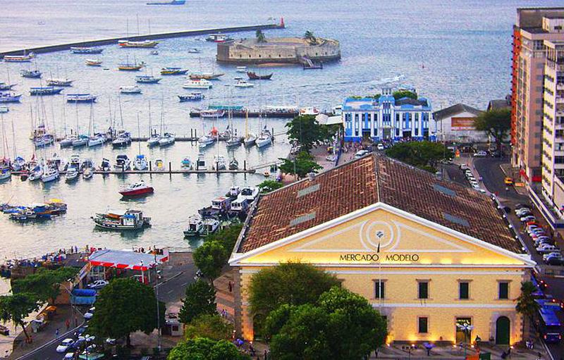 Turismo na Região do Mercado Modelo